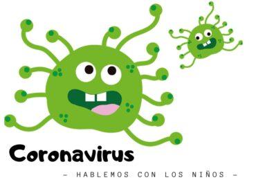 Los niños frente al coronavirus